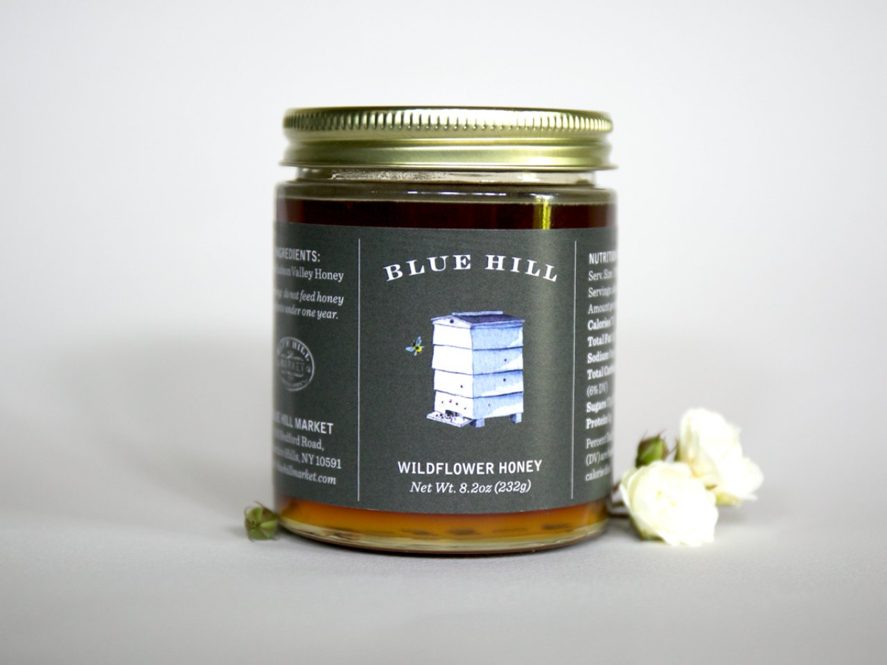 Blue Hill Honey