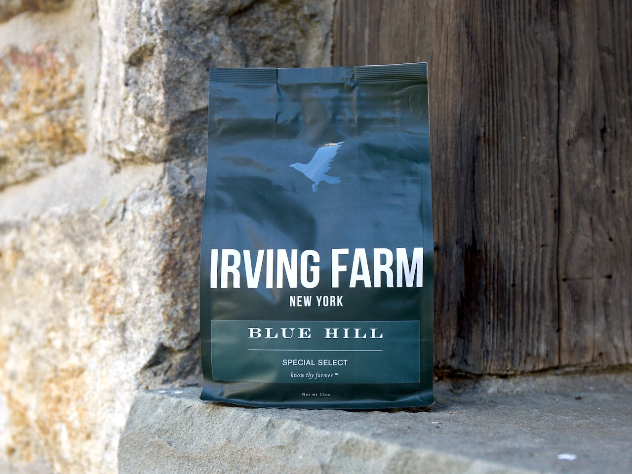blue hill irving farm coffee