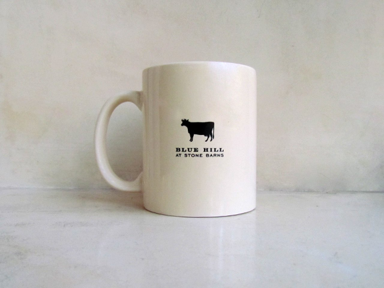 Blue Hill at Stone Barns Cow Mug