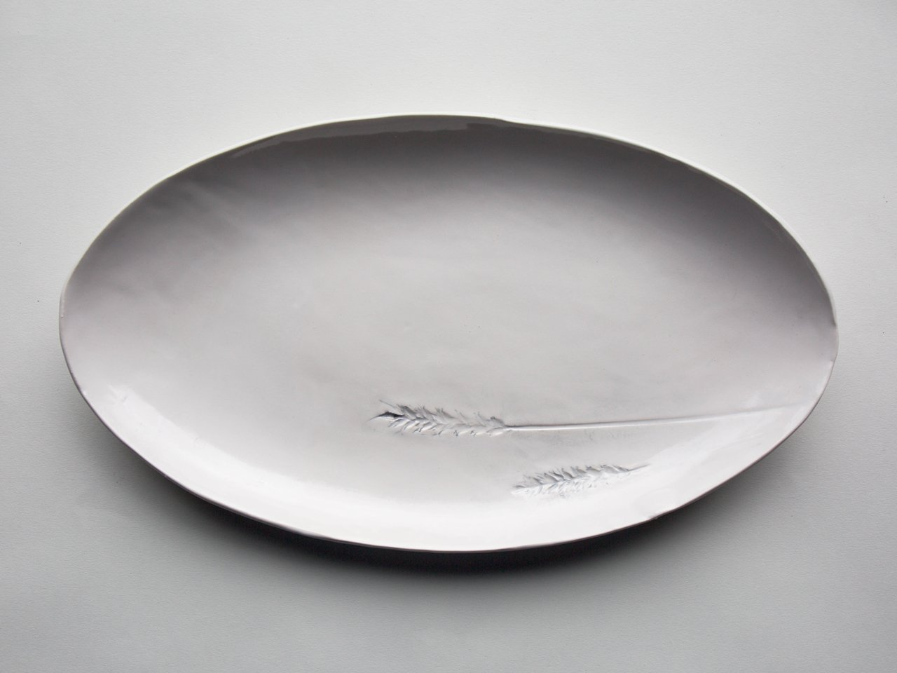 Oval Grain Platter (Blue Hill Exclusive)
