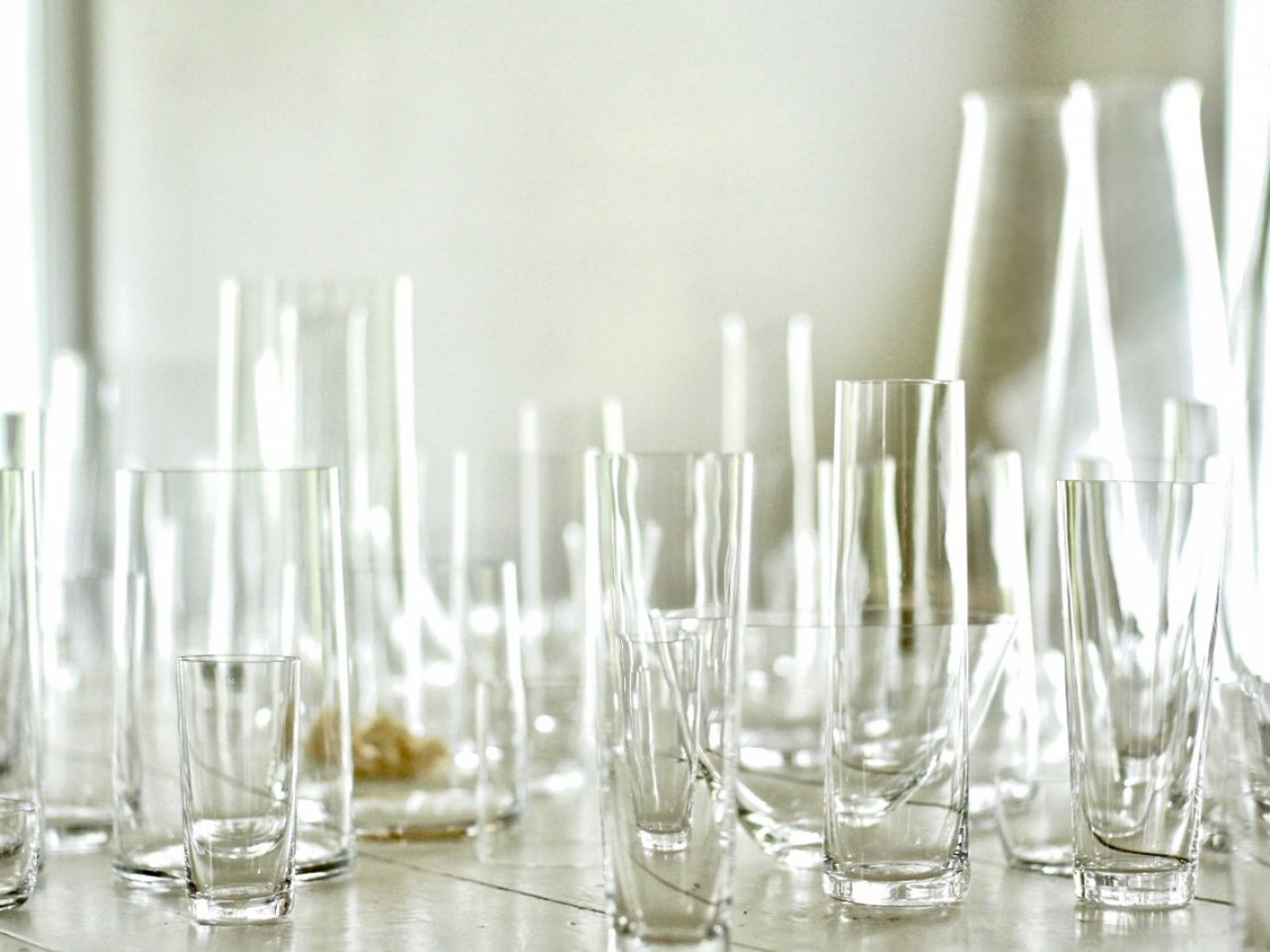 Crystal Champagne Glass - Set of 2