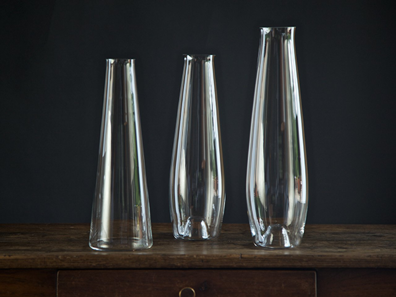 Crystal Wine Decanters (Blue Hill Exclusive) $285.00 - $345.00