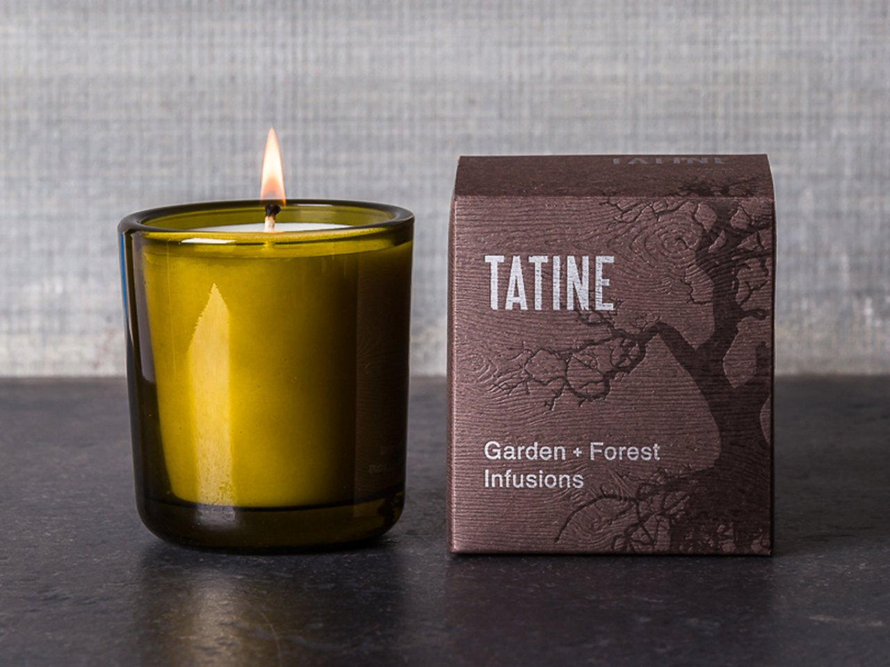 Garden + Forest Infusion Candles