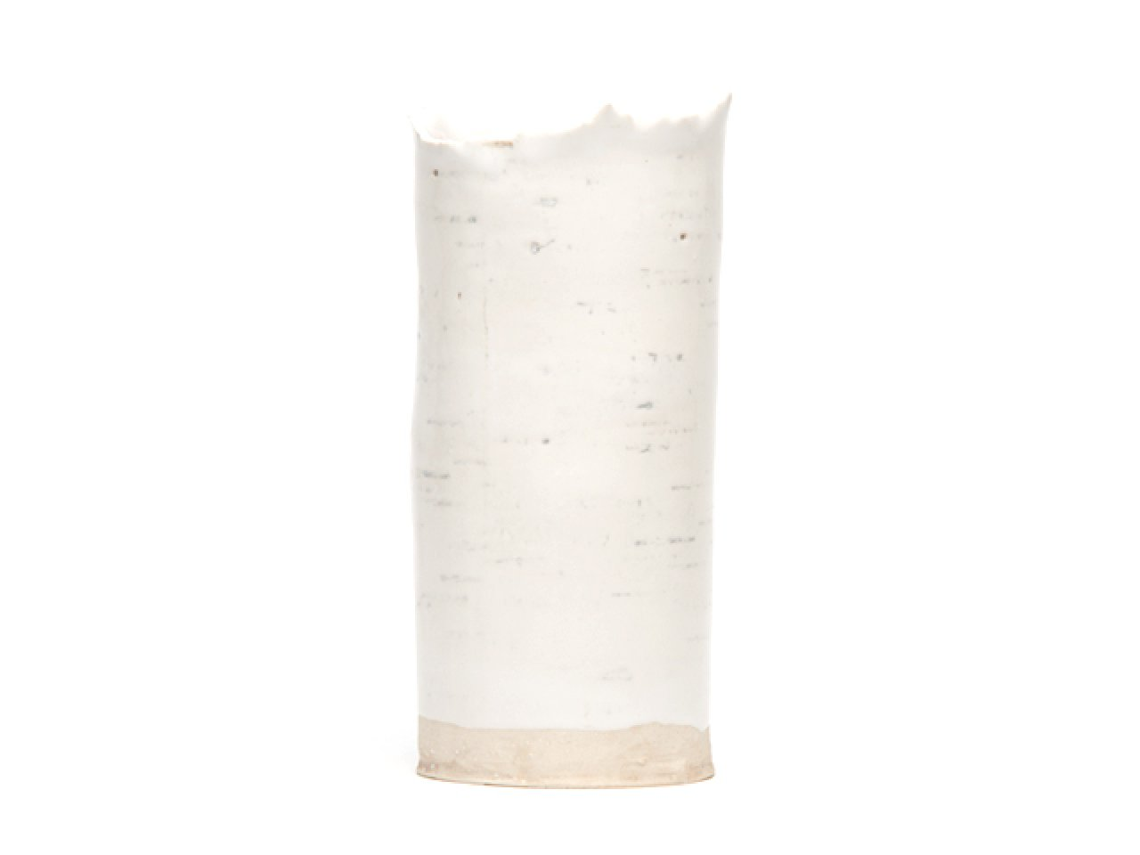 Birch Bark Porcelain Vases ($75-$85)