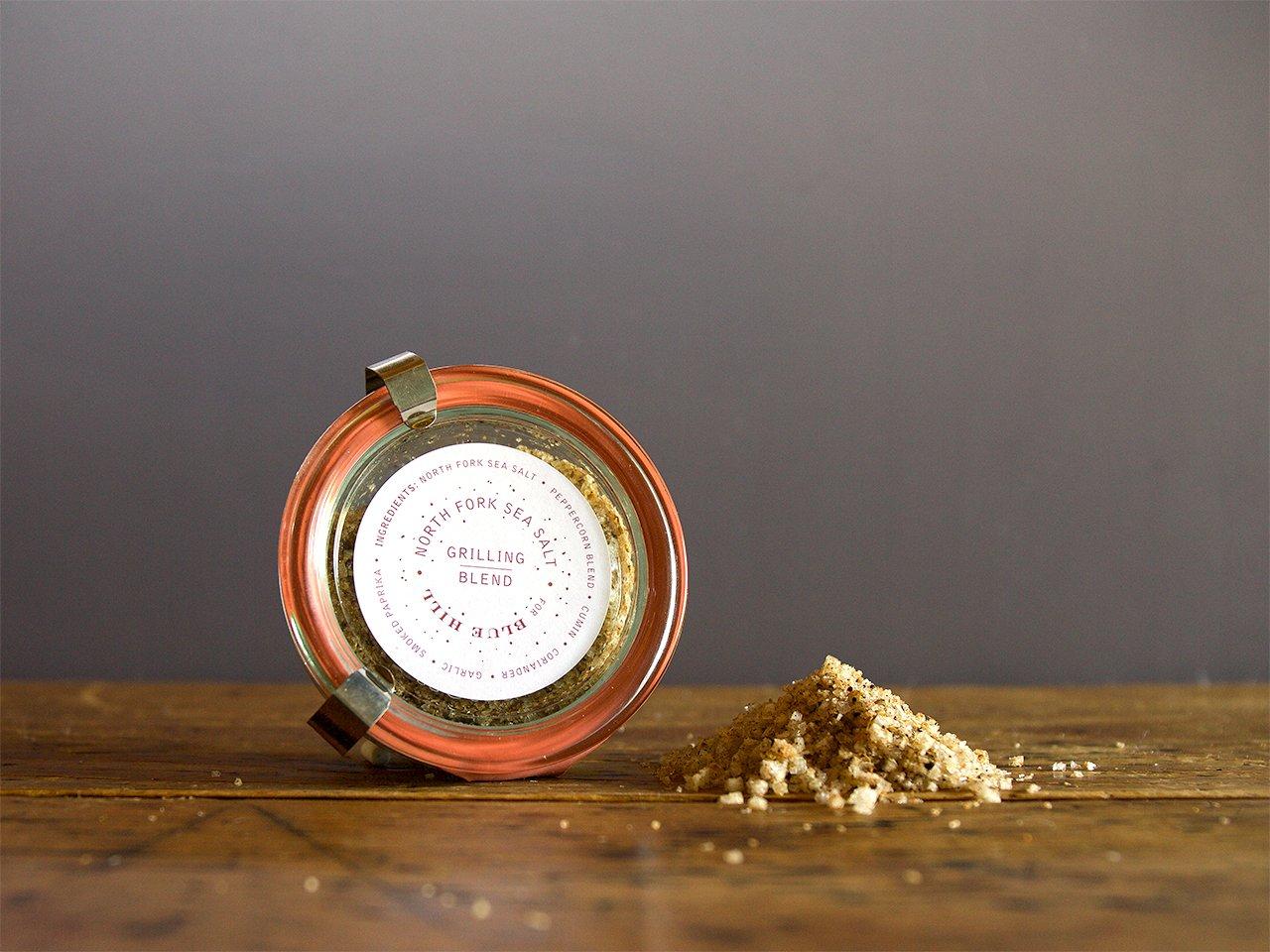 North Fork Sea Salt - Grilling Blend (Blue Hill Exclusive)